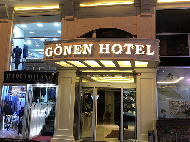 Laleli g nen hotel official web page hotels in istanbul for Cheap hotels in istanbul laleli